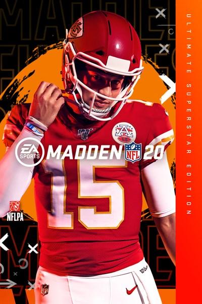 Madden NFL 20 Ultimate Superstar Edition
