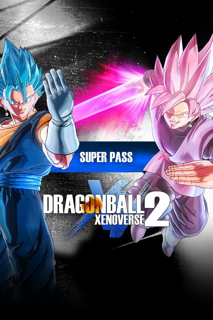 Buy DRAGON BALL XENOVERSE 2 - Super Pass - Microsoft Store