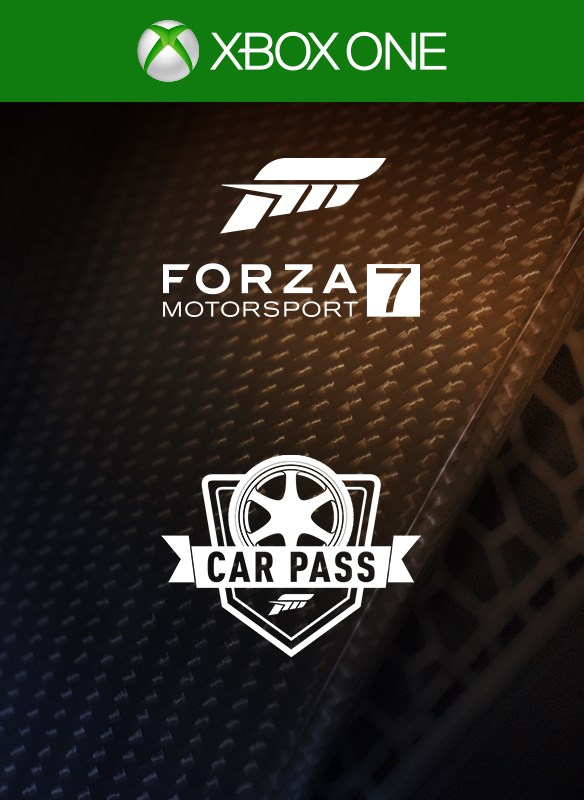 Forza Motorsport 7 Car Pass