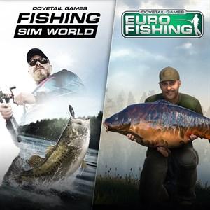 Fishing Sim World + Euro Fishing Xbox One