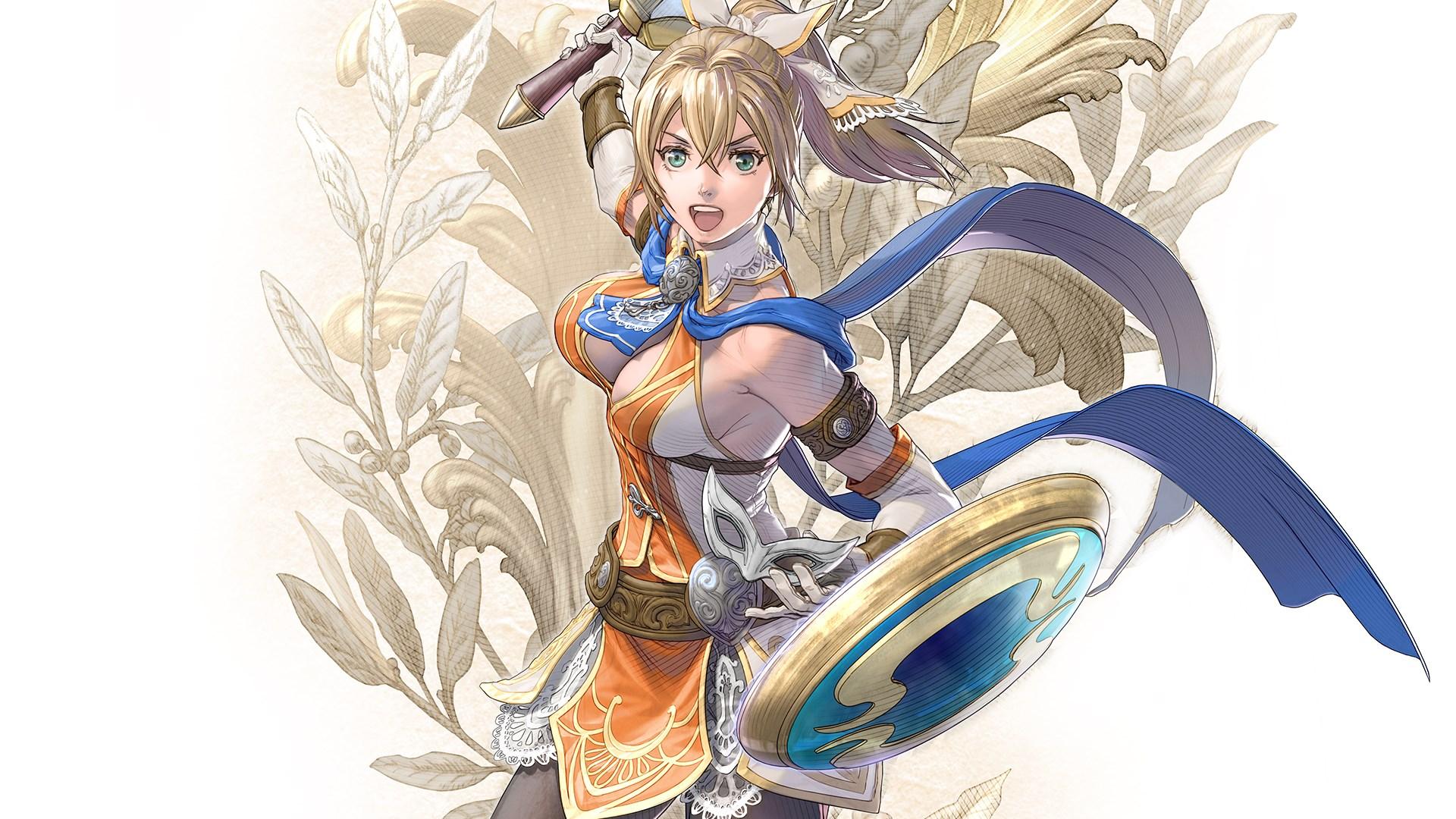 SOULCALIBUR VI - DLC6: Cassandra
