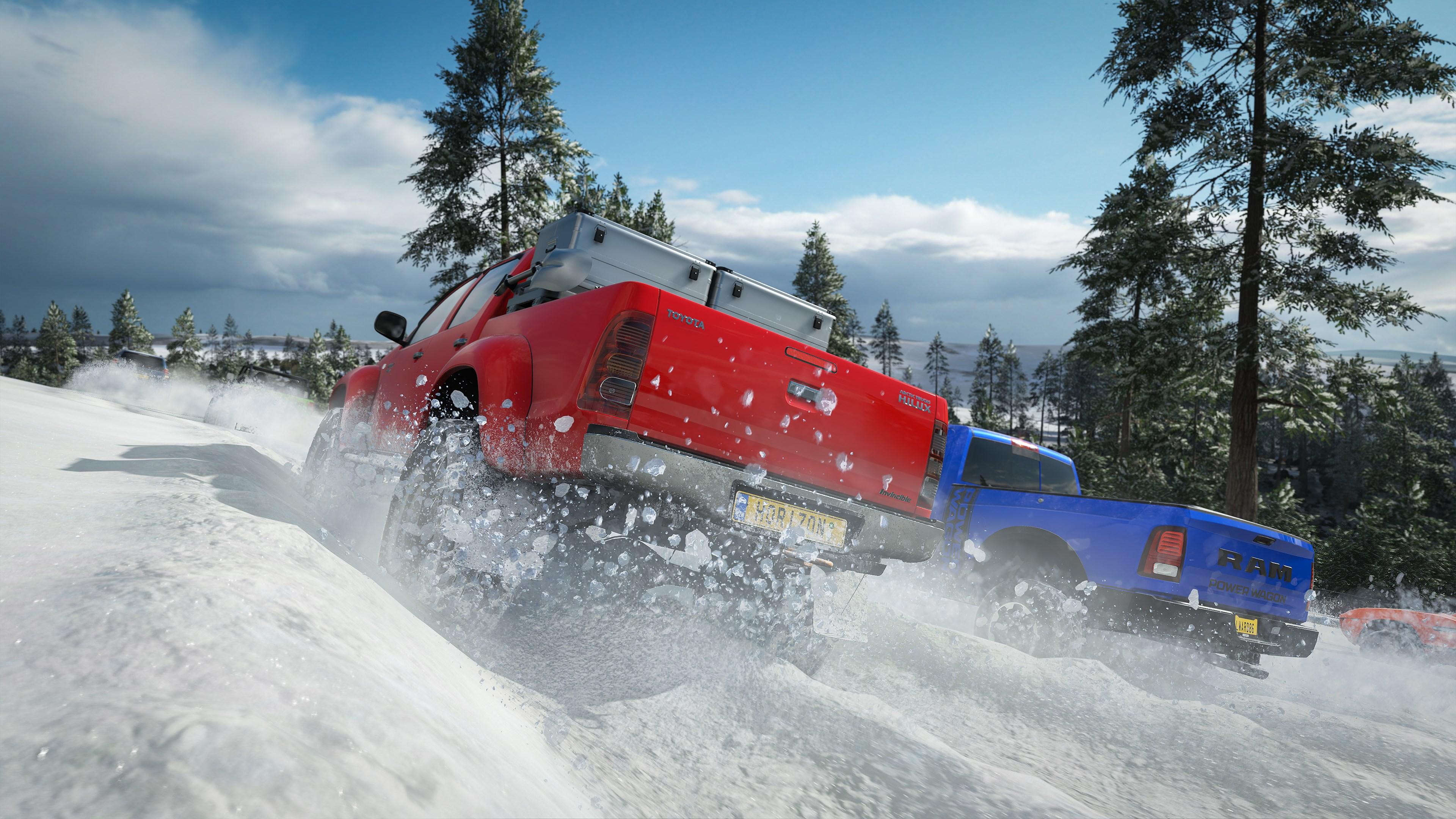 Forza Horizon 4 стандартное издание