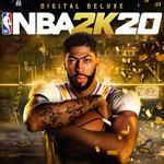 NBA 2K20 Digital Deluxe Logo
