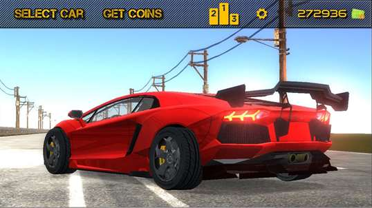 Traffic Racer Nitro Asphalt screenshot 1