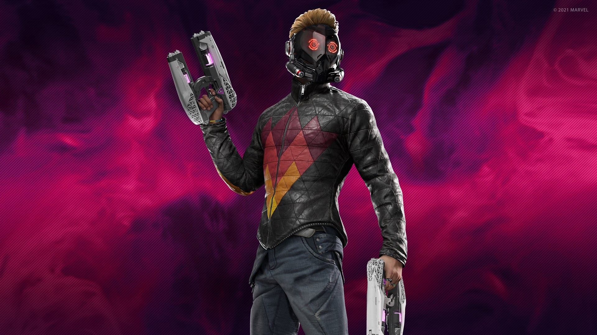 Marvel's Guardians of the Galaxy - Tenue Sun-Lord