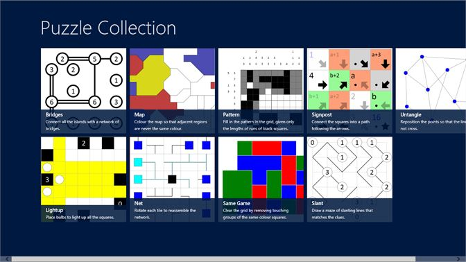 Get Puzzle Collection - Microsoft Store