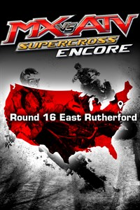 Carátula del juego 2017 SX Round 16 East Rutherford