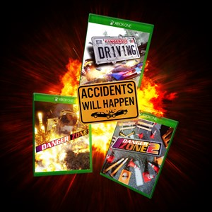 Accidents will Happen - Dangerous Driving Crash Mode Bundle Xbox One