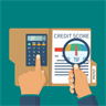 Free credit score: Score Check and Credit monitoring