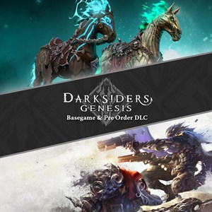Darksiders Genesis Pre Order Bundle Xbox One