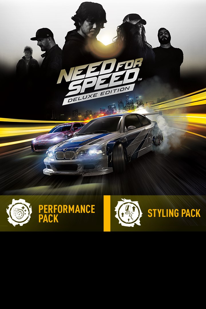 Buy Need for Speed™ Deluxe Upgrade - Microsoft Store