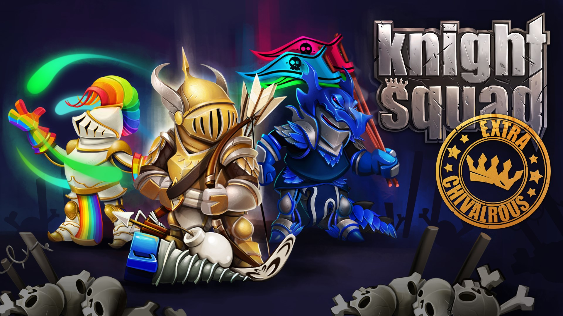 Knight Squad : Extra Chivalrous