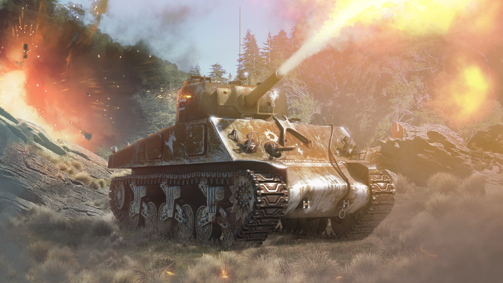 War Thunder - Набор Pz.Kpfw. M4 748