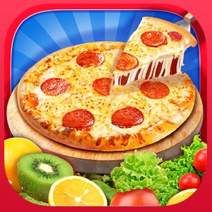 Pizza Maker Kids - Cooking Games