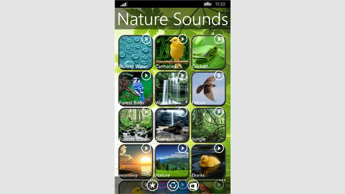 Get Nature Sounds Ringtones Free - Microsoft Store