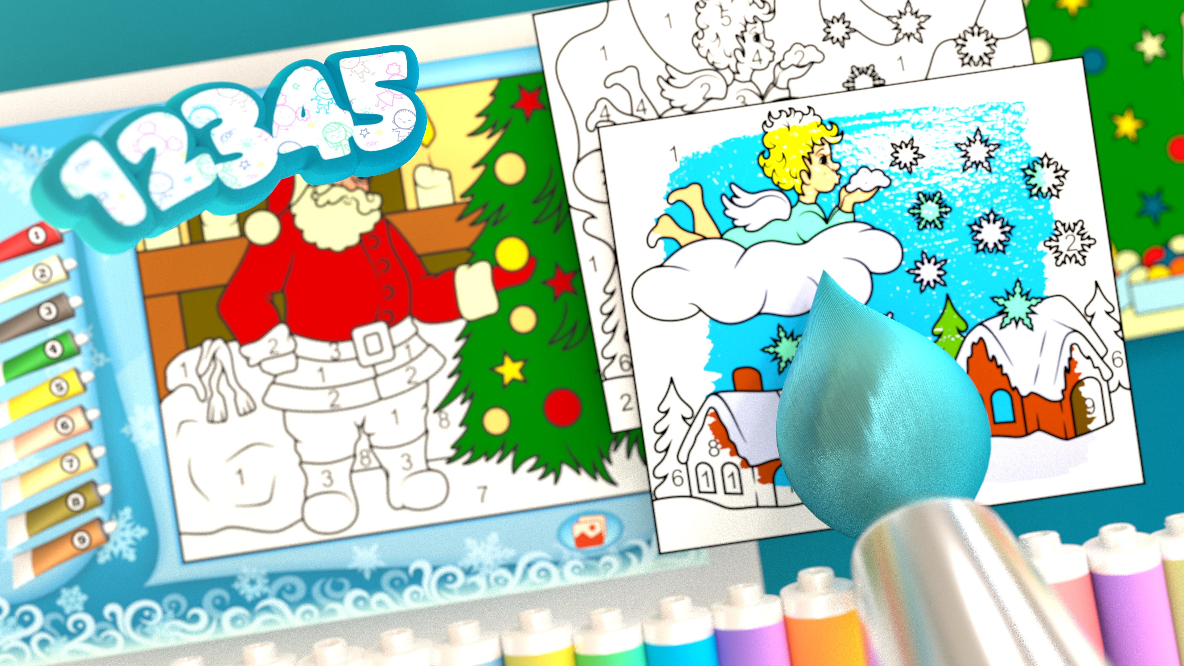 - Get Christmas Coloring Book For Kids - Microsoft Store