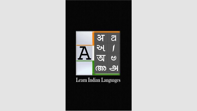 Get Learn Indian Languages - Microsoft Store