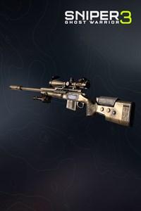 Sniper Rifle McMillan TAC-338A