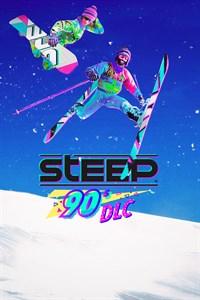 Carátula del juego STEEP- 90s DLC