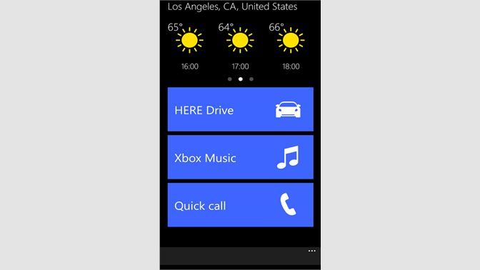 Get Lumia Car App - Microsoft Store