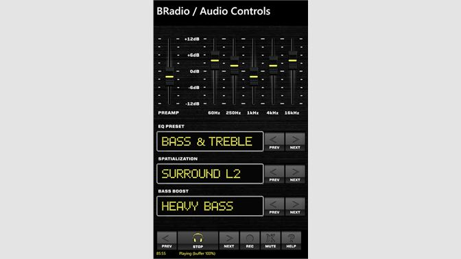 Get BRadio  Internet Radio  - Microsoft Store