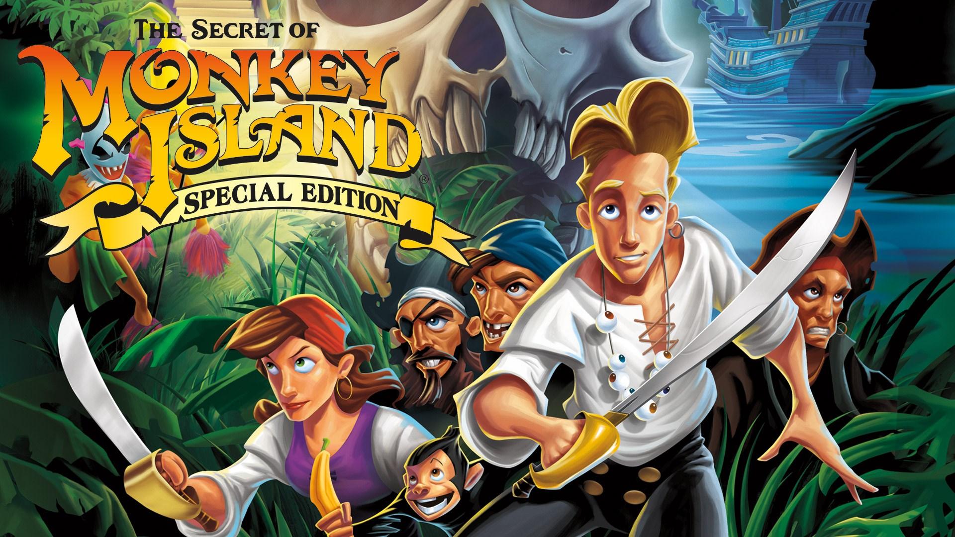Monkey Island: Special Edition