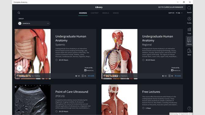 Get Complete Anatomy 2019 Microsoft Store