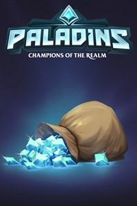 Carátula del juego 1500 Paladins Crystals