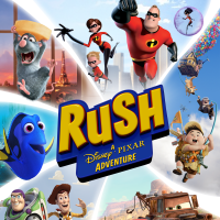 Rush: A DisneyPixar Adventure