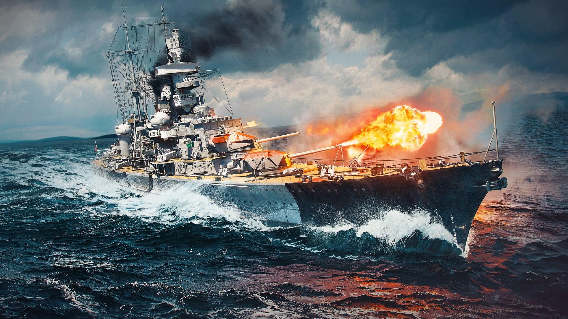War Thunder - Prinz Eugen Pack