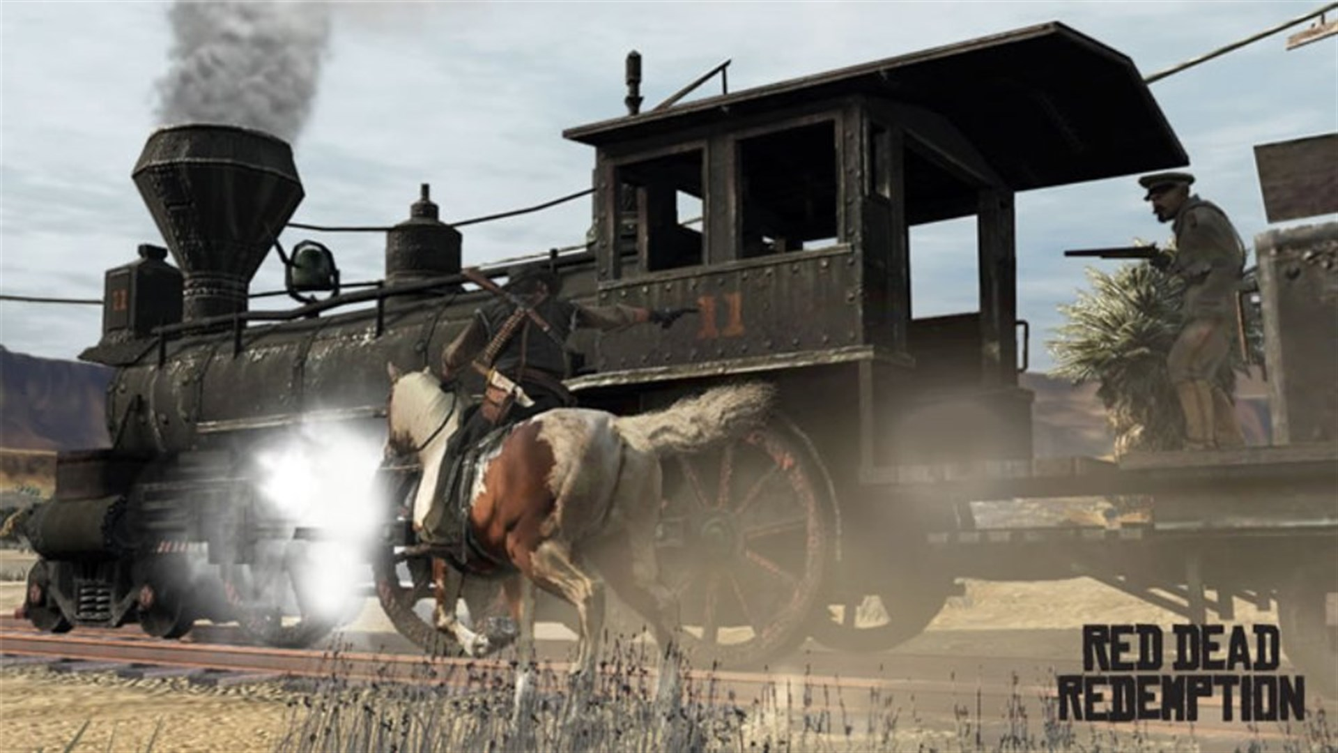 Скриншот №9 к Red Dead Redemption