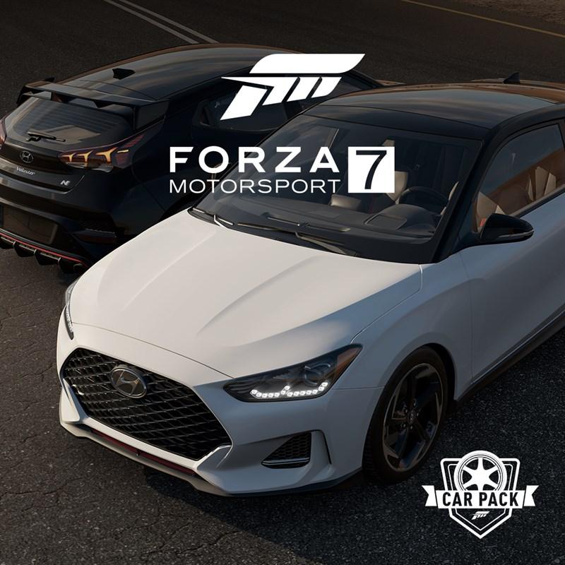 2019 Hyundai Veloster N And Turbo Free Car Pack Xbox One