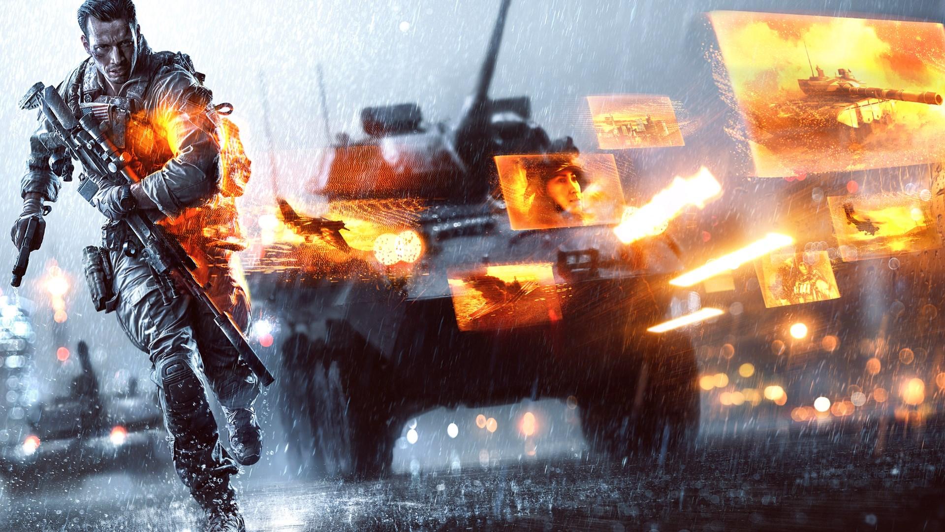 Battlefield 4™ Slim Jim Silver Battlepack