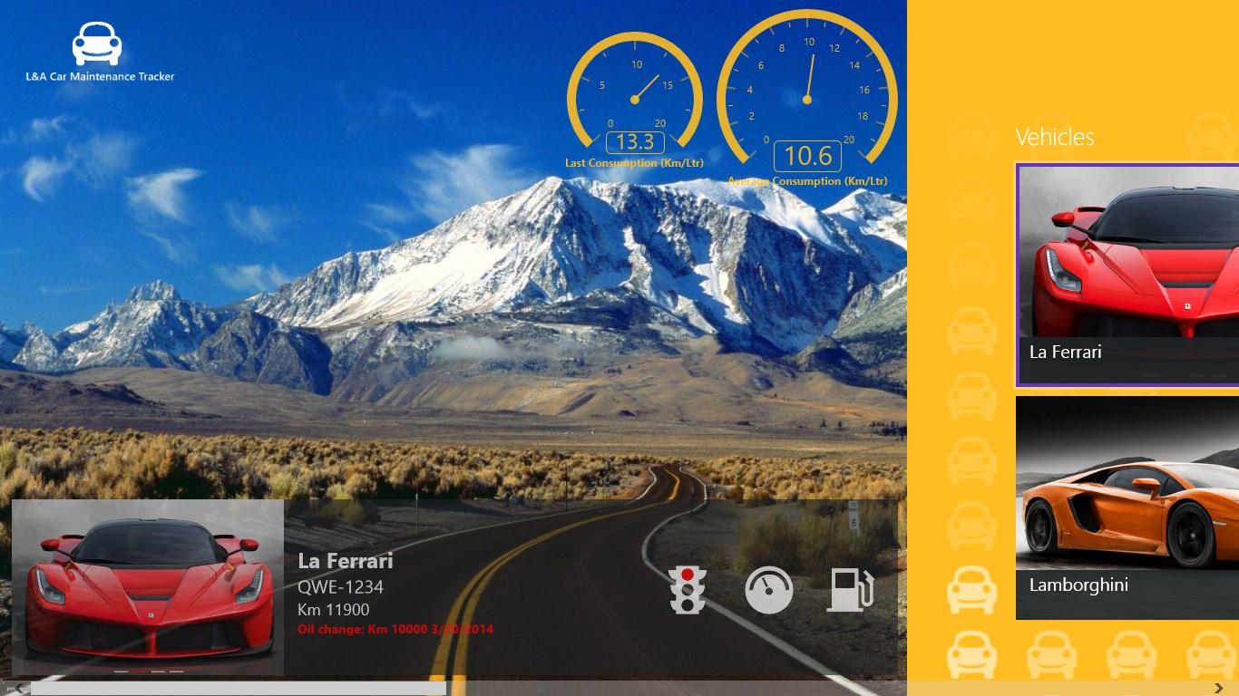 LyA Car Maintenance Tracker 2.0 - Microsoft Store