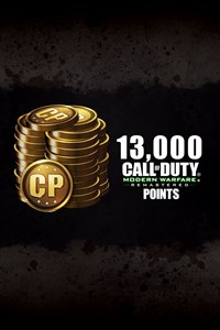 13,000 Call of Duty®: Modern Warfare® Remastered Points
