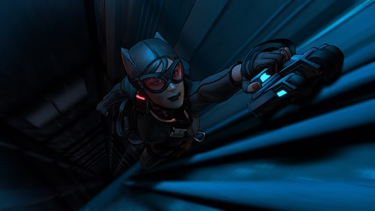 Batman: The Telltale Series screenshot 5