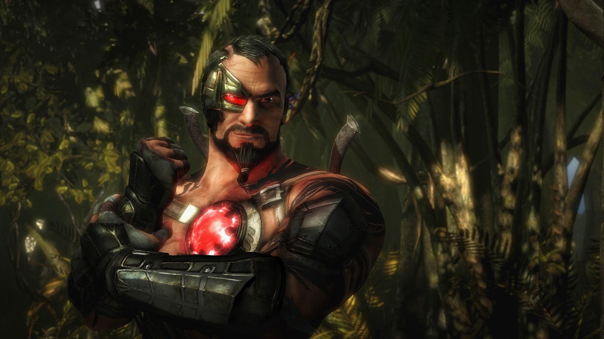 Скриншот №13 к Mortal Kombat X