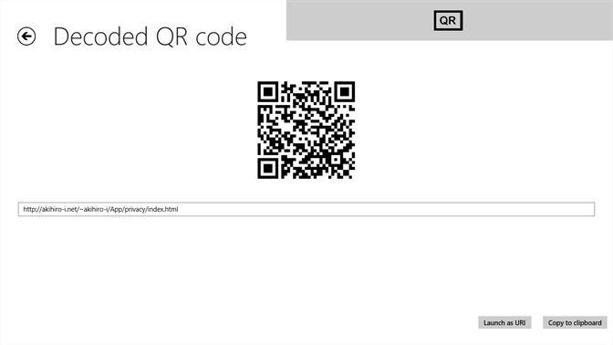 Get Simple QR Tool - Microsoft Store