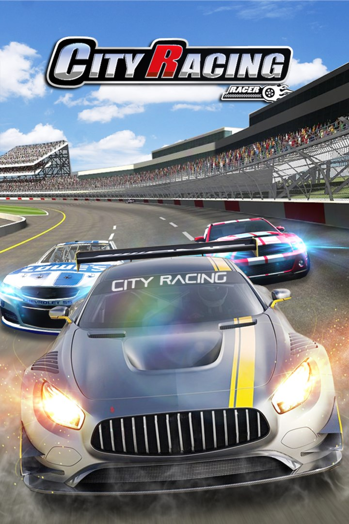 3d city car racing games free download for pc
