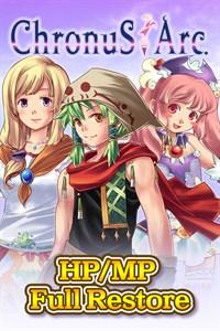 Carátula del juego Full Restore - Chronus Arc