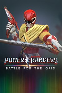 Power Rangers: Battle for the Grid - Jason Lee Scott with Dragon Shield skin for Jason Lee Scott