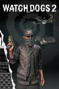 Watch Dogs®2 - Pack du Black Hat