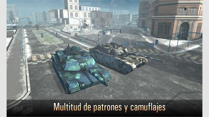 juegos de tanques de guerras