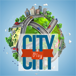 City Play Desktop Logo
