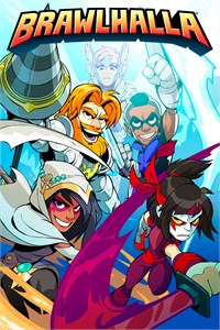 Carátula del juego BRAWLHALLA - ALL LEGENDS PACK