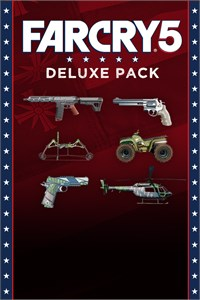 Far Cry5 Deluxe Pack