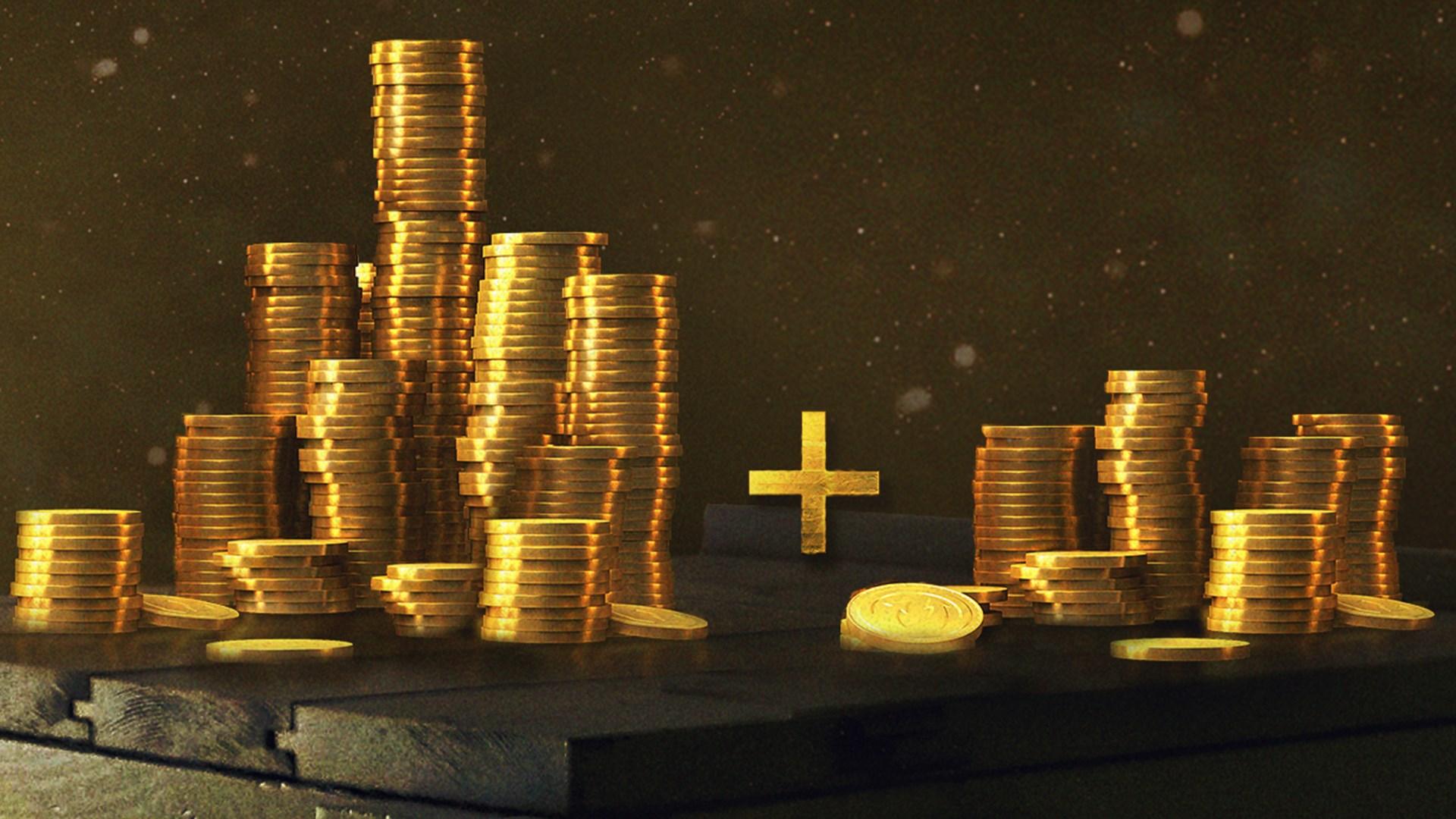 6,500 Gold