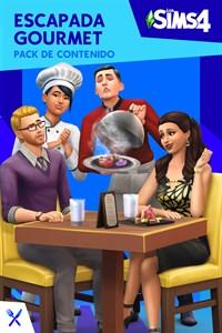 Los Sims™ 4 Escapada Gourmet