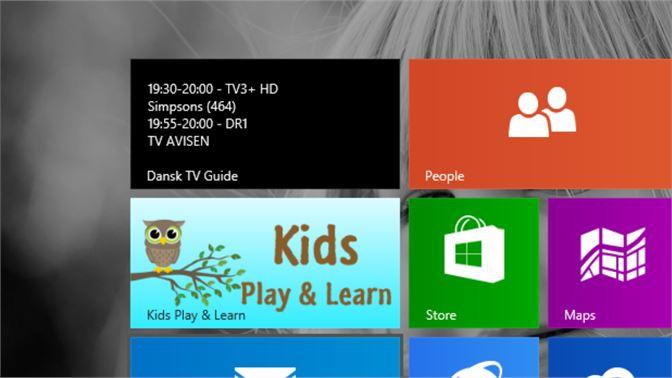 Get Dansk TV Guide - Microsoft Store en-GB