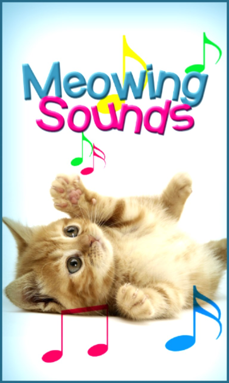 Meowing Cat Sounds